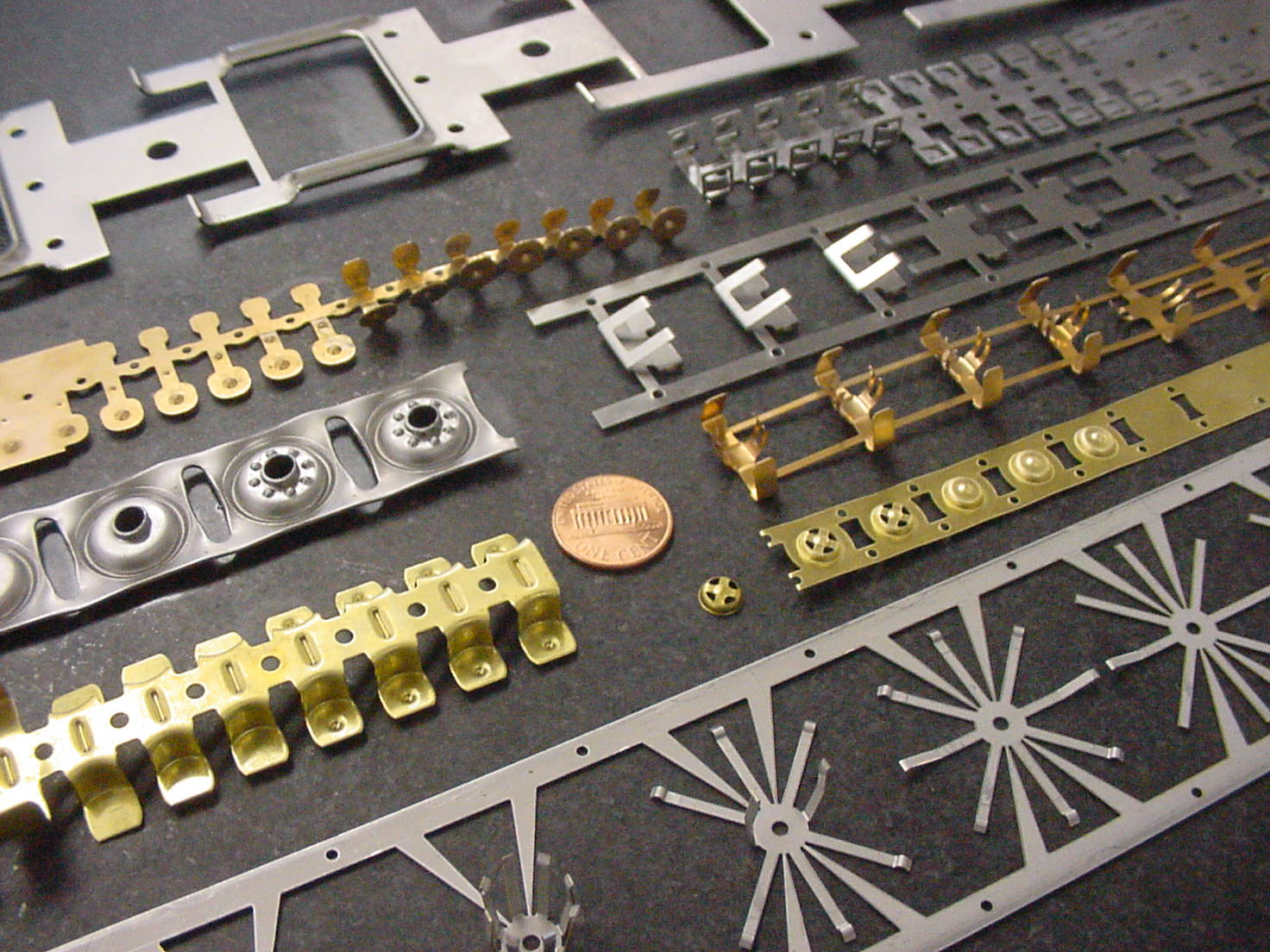 Precision Metal Stamping Products - Micro Forms, Inc.